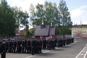 Летний период обучения в войсковой части 6575