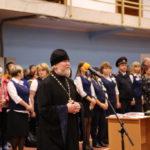 Руководитель Отдела принял участие в церемонии посвящения в курсанты