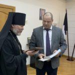 Состоялась встреча руководителя Отдела с министром МВД УР